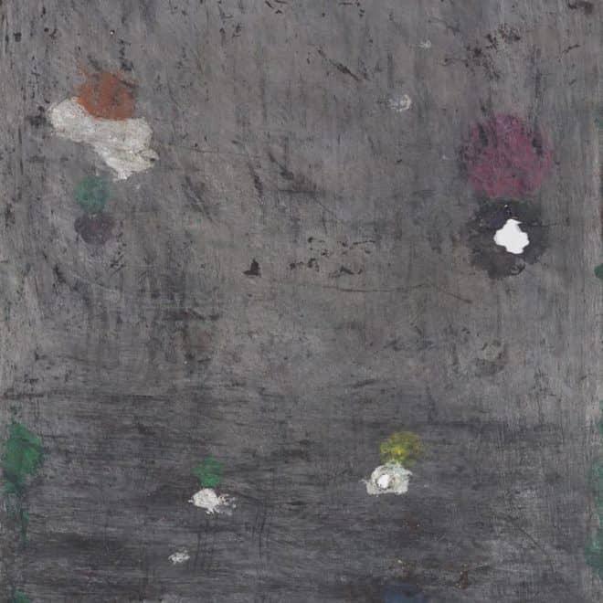 Sadoth, 30.05.19, huile sur toile, 100 x 81